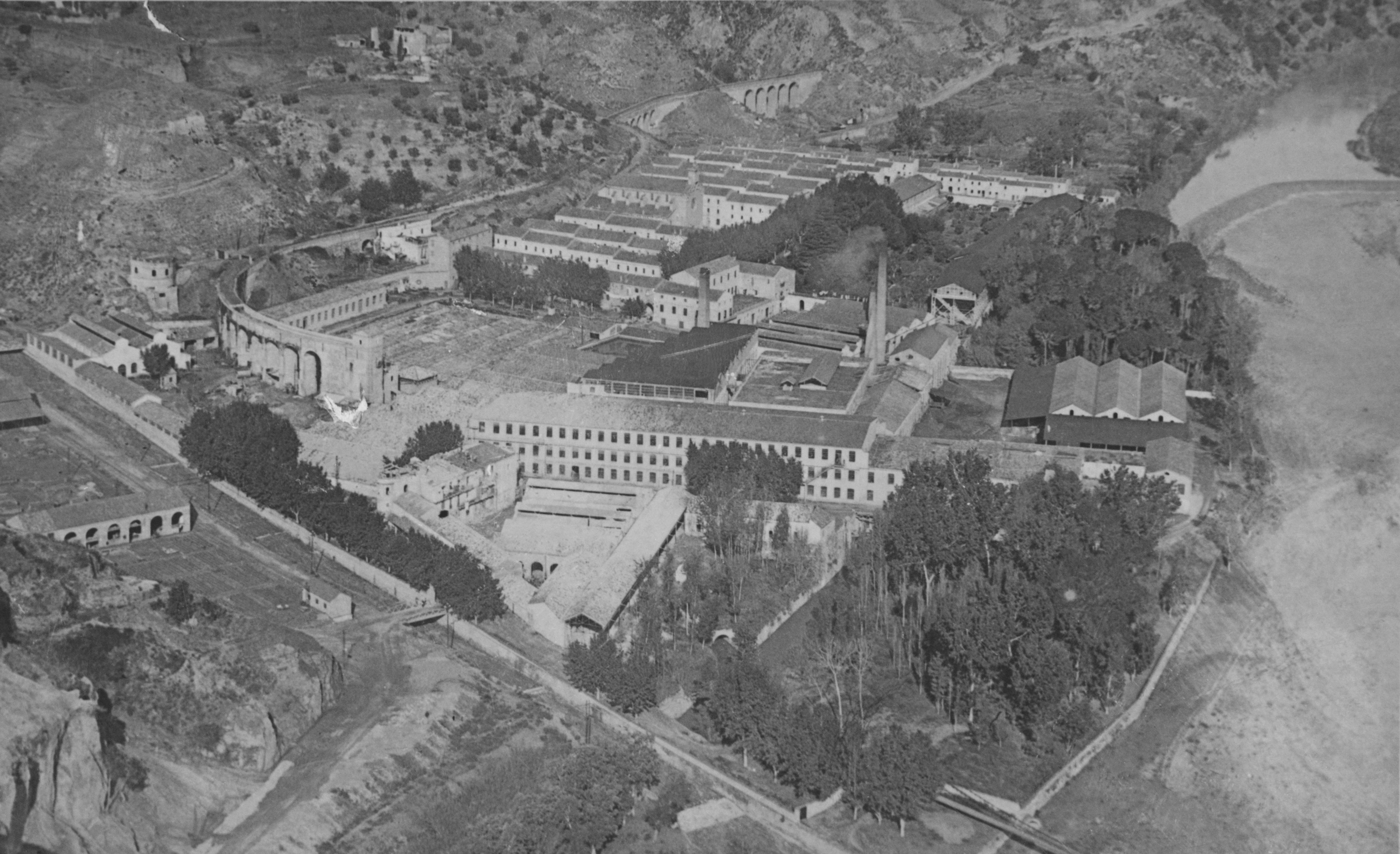 imatge antiga colònia sedó
