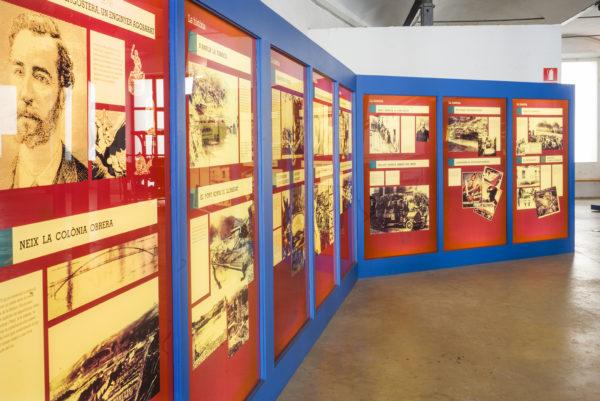 Exposició Museu Colònia Sedó
