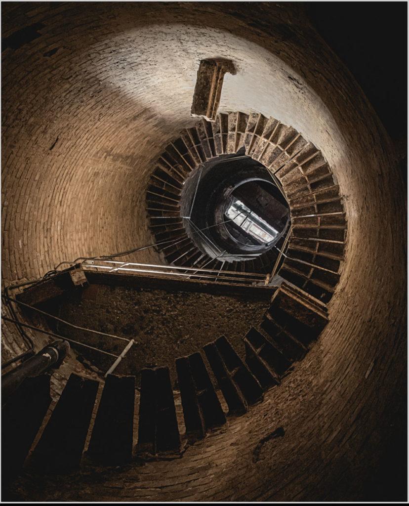 """""""Escala de cargol"""" de Miquel Estrada Ferrer"""