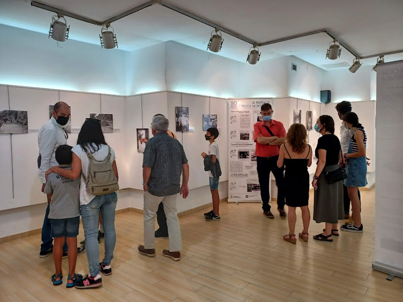exposició riuades Esparreguera